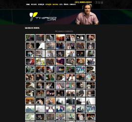 CRIAÇÃO DE SITES: WEBSITE DJ THIAGO LIMA – WORDPRESS