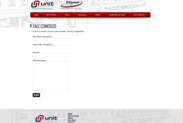 WEBSITE CONSTRUTORA ELIPSE/UNIT