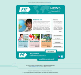 NEWSLETTER FIT INTERCÂMBIO