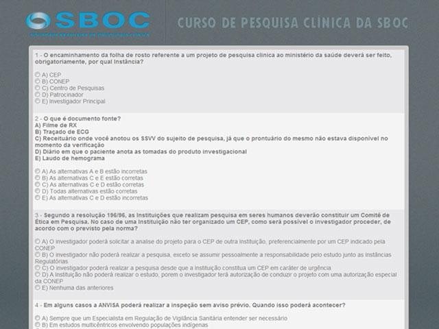 CRIAÇÃO DE SITES: HOTSITE – CURSO SBOC