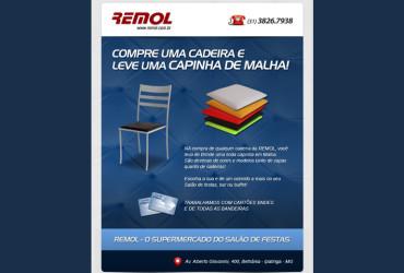 NEWSLETTER REMOL – CAPINHA DE MALHA